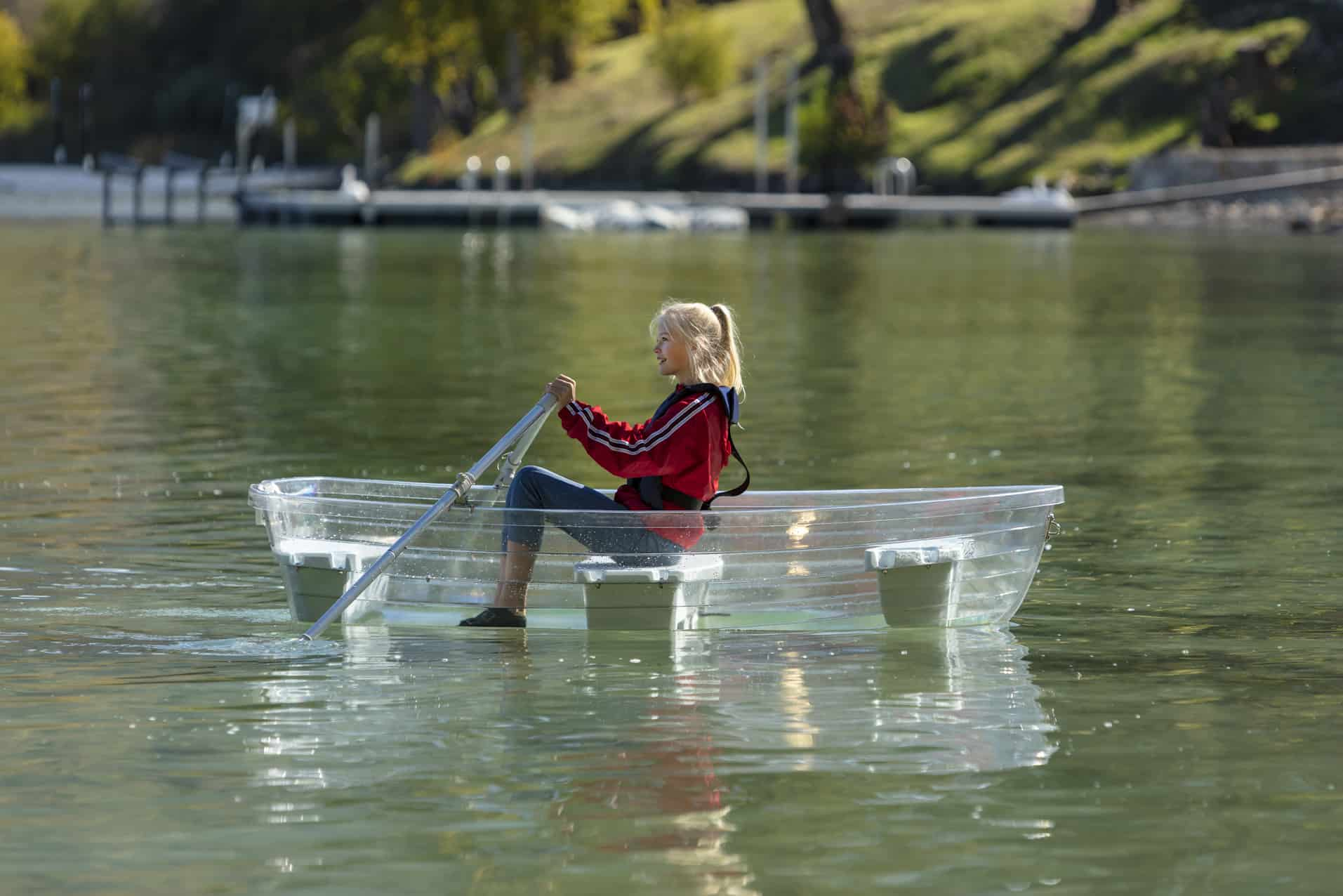 Small Plastic Clear Boat Canada Amp Usa Backwater Boats
