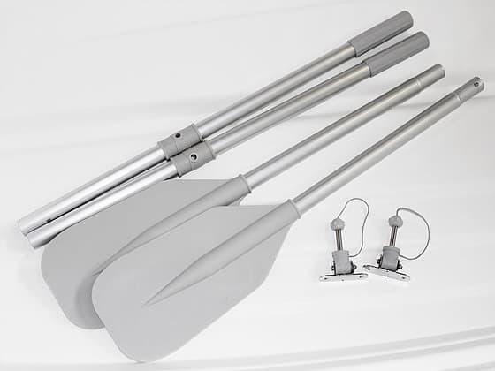 Backwater Oars and Oar Lock Kit
